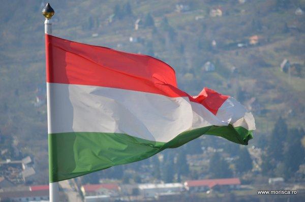 Ungaria_Cetatea_Visegrad_8_steagul_Ungariei
